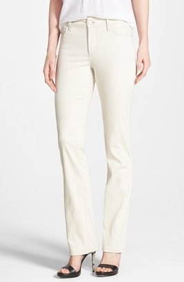 Women's Nydj 'Marilyn' Stretch Straight Leg Jeans $114 thestylecure.com