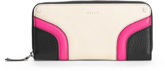 Zoey Collection Zip Around Wallet