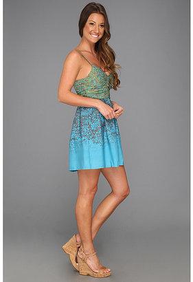 Roxy Shoreline Woven Tank Dress
