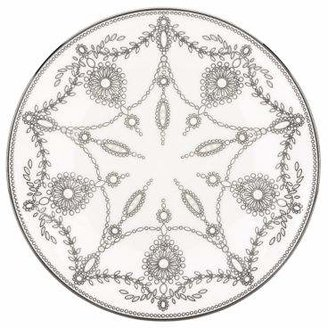 """Marchesa by Lenox Empire Pearl 9"""" Accent Plate"""