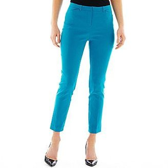 JCPenney Worthington® Slim Ankle Pants