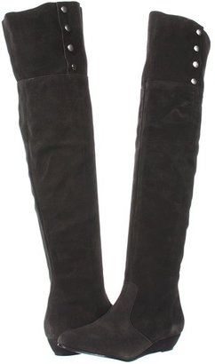 Lumiani International Collection - Sharris Over-The-Knee Boot (Grey) - Footwear