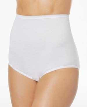 Vanity Fair Perfectly Yours Cotton Classic Brief Underwear 15318