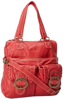 Nine West Vintage America Whip It Foldover Tote
