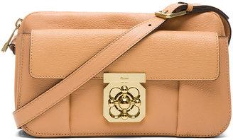 Chloé Medium Elsie Shoulder Bag in Rose Milk