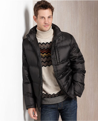 Tumi T Tech by Jacket, Rip-Stop Down Jacket