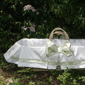 Lulla Smith Capri Moses Basket