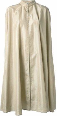 Jean Louis Scherrer Pre-Owned long cloak