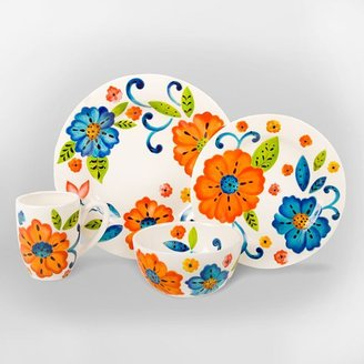 Laurie Gates isabella dinnerware collection
