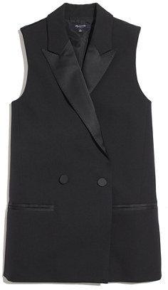 Madewell Tuxedo Vest