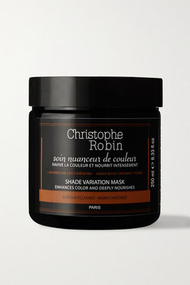 Christophe Robin Shade Variation Care - Warm Chestnut, 250ml
