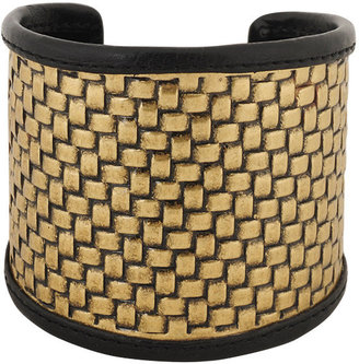 Forever 21 Etched Woven Cuff