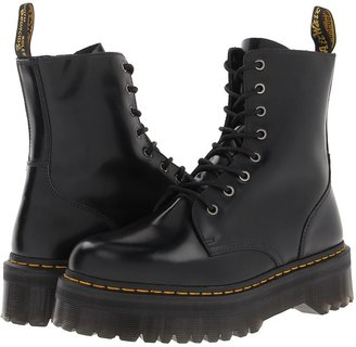 Dr. Martens - Jadon 8-Eye Boot Lace-up Boots $170 thestylecure.com