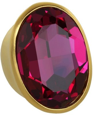 Kenneth Jay Lane 4523RSGF (Pink/Gold) - Jewelry