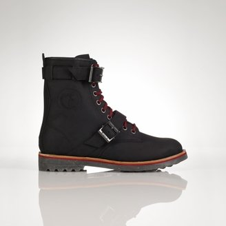 Polo Ralph Lauren Maurice Leather Boot