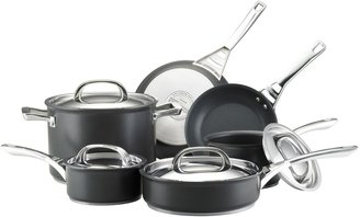 Circulon Infinite 10-pc. Nonstick Hard-Anodized Cookware Set