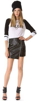 Style Stalker STYLESTALKER The Play Maker Skirt