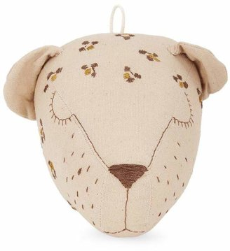 Ella & The Roo Little Leopard Head Wall Hanging