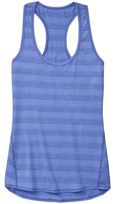 Athleta Heather Stripe Chi Tank