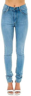 Cheap Monday The Core Second Skin Jeans in Light Blue