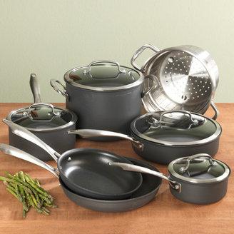 Cuisinart Hard Anodized Nonstick 11-Piece Cookware Set