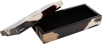 Madeline Weinrib Small Brindle Mor Box