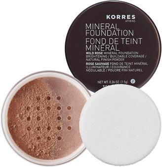 Korres Wild Rose Mineral Foundation
