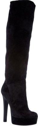 Gianmarco Lorenzi Collector knee high platform boot