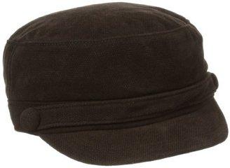 San Diego Hat Company San Diego Hat Women's Sueded Corduroy Greek Fisherman Hat