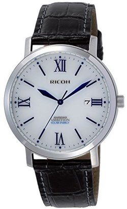 cb69b4feb5 Ricoh (リコー) - [リコー]RICOH 腕時計 シュルード・アンビション ソーラー充電式