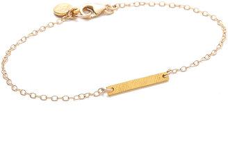 Gorjana Knox Bracelet $38 thestylecure.com