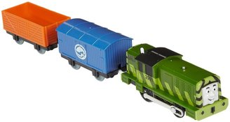 Fisher-Price Thomas & Friends TrackMaster Salty's Green Coat of Paint