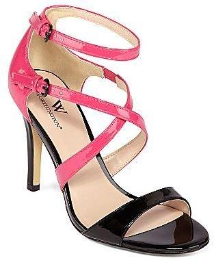 JCPenney Worthington® Steffi Crisscross-Strap Sandals