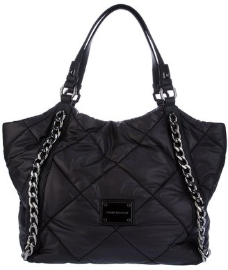 Balmain Pierre quilted tote