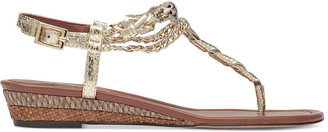 Vince Camuto Shoes, Innis Demi Wedge Thong Sandals