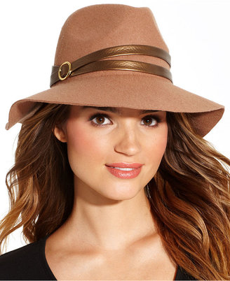Collection XIIX Hat, Double Banded Panama