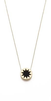 House Of Harlow Mini Sunburst Necklace