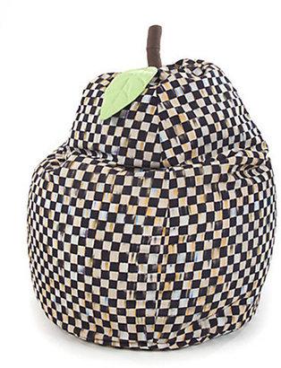 Mackenzie Childs MacKenzie-Childs Courtly Check Bean Bag Chair