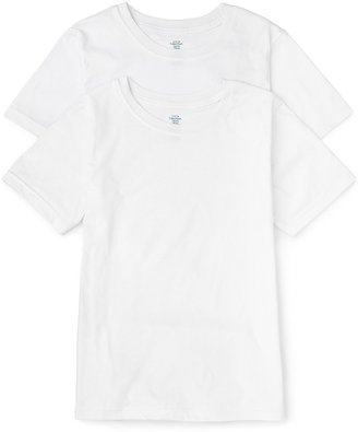 Calvin Klein Boys' Tee 2 Pack - Little Kid, Big Kid