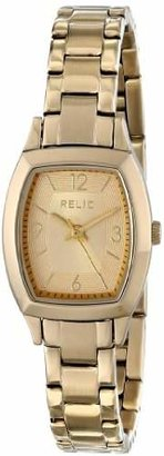 Relic Women's ZR34271 Everly Gold-Tone Watch $42.07 thestylecure.com
