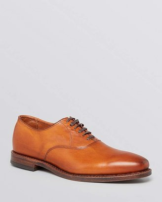 Allen Edmonds Carlyle Plain Toe Oxfords $395 thestylecure.com
