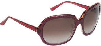 Marni Oversized Rounded Square Sunglasses