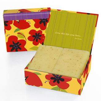 Mudlark Papers Posie Boxed Soap Set