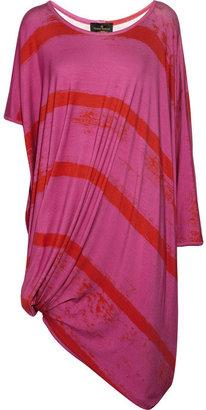 Vivienne Westwood Twister Elephant stretch-jersey dress