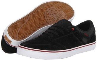 Habitat Getz (Black/Red Suede) - Footwear