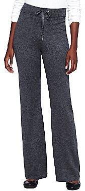 Liz Claiborne Jersey Knit Sweater Pants