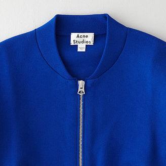 Acne Studios olympia zip bomber jacket