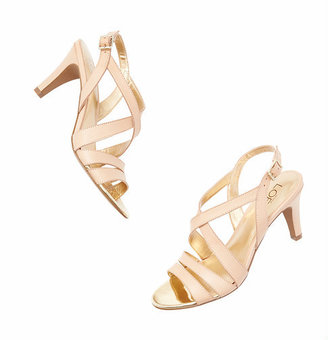 LOFT Idelle Mid Heel Sandals