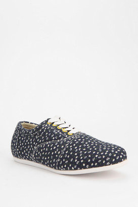 Urban Outfitters Study Footwear Floral Drop Sneaker