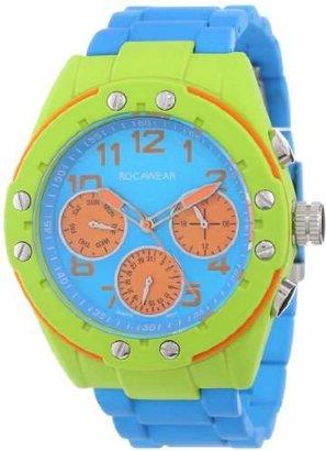 Rocawear Women's RL0129T1-991 Stylish Bracelet Enamel Bezel Watch $95 thestylecure.com